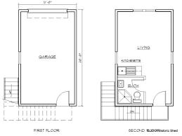 Two Story Garage Plans With Apartments Garage Plans Two Car Story With Apartment And Balcony Plan Awesome