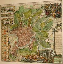 Vatican City Map Appian Way Vatican City