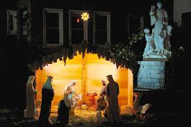 Nativity Sets Outdoor Plastic Lighted Best Outdoor Nativity Scene Sets U2014 Jen U0026 Joes Design