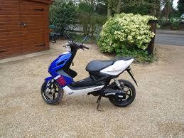2008 yamaha yq aerox 50cc scooter sold