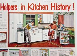 1950 Kitchen Design by Retropedia A Look At Style And Design Through Time