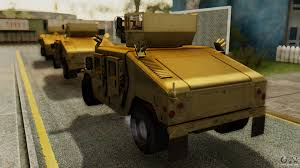 lamborghini humvee pr bf2 us army uparmored humvee armed with mk19 for gta san andreas