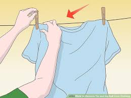 4 ways to remove tar and asphalt from clothing wikihow