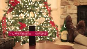 amazon echo christmas tree lights by de young properties youtube