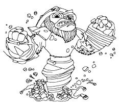 83 dessins de coloriage skylanders à imprimer sur laguerche com