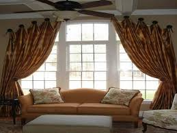 Curtains And Drapes Ideas Living Room Doors Windows Living Room Curtain Treatment Ideas Great Curtain