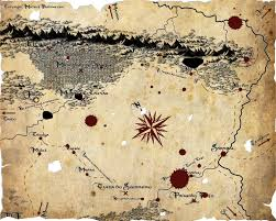 Blank Pirate Map Template by Treasure Map Wallpapers Group 58