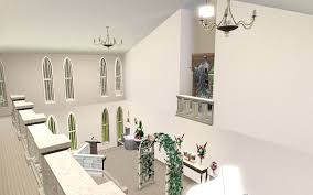 mod the sims aluna chapel