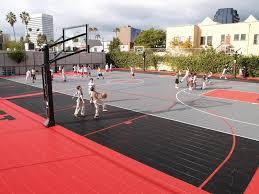 Backyard Sport Courts Multi Sport
