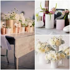 Tin Can Table Decorations 1399 Best Fabulous Floral Images On Pinterest Centerpieces