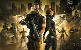 e3 2013 latest deus ex the fall trailer showcases gameplay and