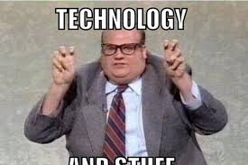 Tech Meme - nervous world series chevy guy spawns excellent technology and