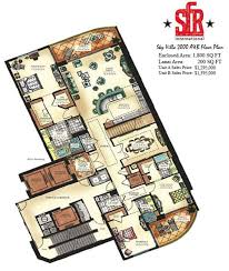 condo floor plans 2000 square feet