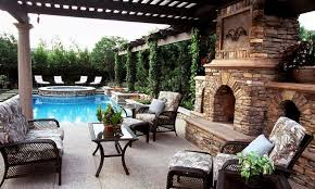 Backyard Ideas With Pool Pool And Backyard Design Ideas Houzz Design Ideas Rogersville Us