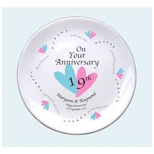 19th wedding anniversary gift 19th wedding anniversary gift ideas for tbrb info