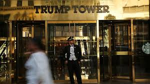 trump tower new york address when you see trump on a building it might not be what you think