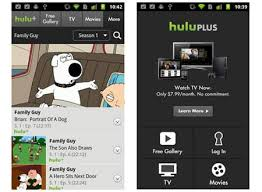 android apps plus hulu plus now available for some android smartphones
