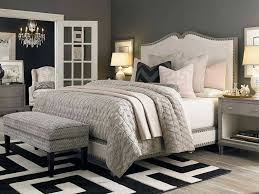 bed frames awesome grey upholstered headboard and frame