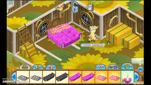 animal jam tutorial how to make a bed youtube