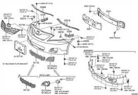 2007 toyota camry aftermarket parts used 2007 toyota camry front parts parts
