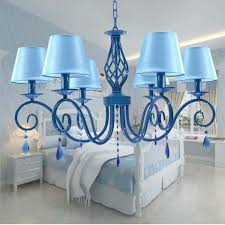 Blue Chandelier Shades Online Get Cheap Chandelier With Green Shades Aliexpress Com