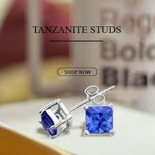 tanzanite stud earrings 217 best tanzanite studs images on studs stud