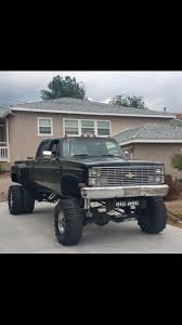 1983 Chevy Shortwide 4x4 - 507 best trucks squarebody images on pinterest lifted trucks