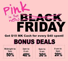 kay black friday pink friday is coming nicole novak independent mary kay