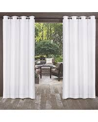 Outdoor Winter Curtains Here S A Great Deal On Exclusive Home Curtains Biscayne Indoor