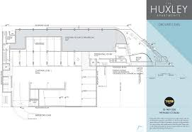 the huxley apartments floor plans