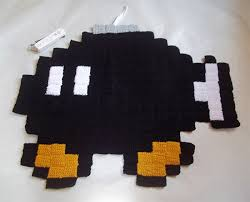 8 bit video game rugs offer soft pixels beneath your feet technabob