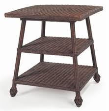 Rattan Accent Table Accent Tables Wicker Rattan End Tables