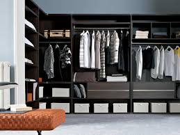 Schlafzimmer Mit Begehbarem Kleiderschrank Stunning Begehbarer Kleiderschrank Modular System Contemporary