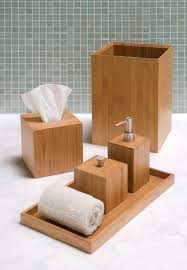 Amazon Bathroom Vanities by Seville Classics Bamboo Bathroom Vanity Accessory Set Review