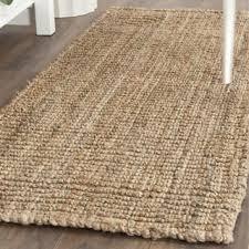 Mini Pebble Wool Jute Rug Natural Rugs U0026 Area Rugs For Less Overstock Com