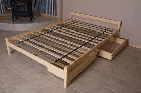 Slat Frame Bed Wood Slats For Bed Frame Wood Sles Bed Frames Dave Cadys Nomad