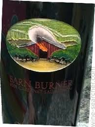 Tom Barn Tom Scott Vineyard Barn Burner Cabernet Sauvignon Yountville Usa