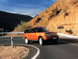 orange range rover sport land rover range rover sport 2006 pictures information u0026 specs