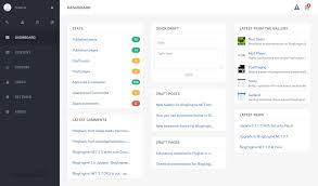 templates for blogger for software blogengine