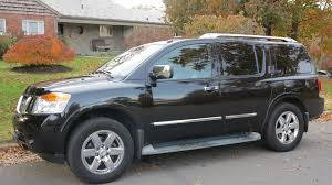 nissan armada exhaust system 2010 nissan armada platinum stock 6786 for sale near great neck