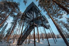 tree hotel sweden treehotel designing buildings wiki