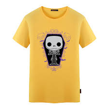 the nightmare before t shirts skellington
