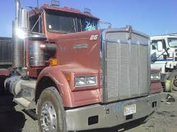 kenworth w900l for sale 1986 kenworth w900 stock 58297 hoods tpi