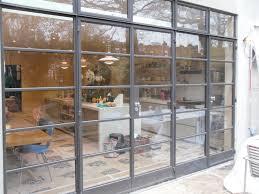 industrial glass door lightfoot windows kent ltd using crittall steel doors onto the