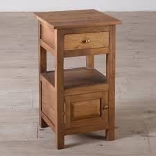 Natural Wood Nightstands Nightstand Mesmerizing Rustic Wood Nightstand Nightstands The