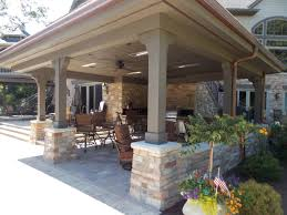 house plans with outdoor living space photos of outdoor living the addition of hardscaping is an