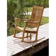 newport teak rocking chair squire u0027s garden centre