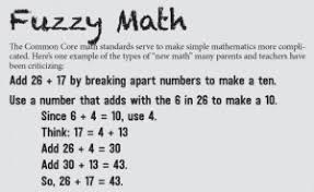 Common Core Meme - prize winning mathematician says common core math doesn t add up
