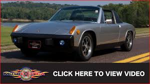1973 porsche 914 1974 porsche 914 2 0 sold youtube