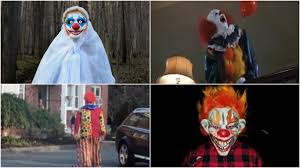 creepy clowns in upstate ny every sighting police report so far